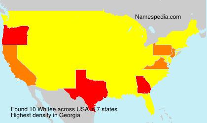 Whitee