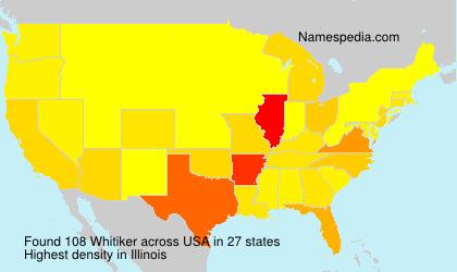 Whitiker