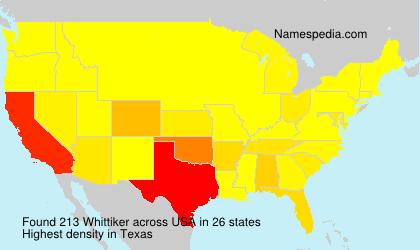 Whittiker