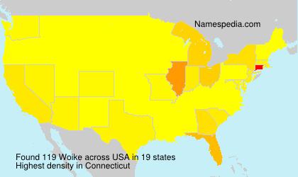 Woike