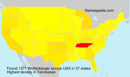 Wolfenbarger