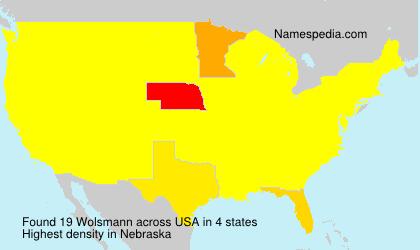 Wolsmann