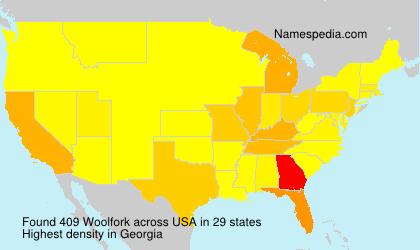 Woolfork