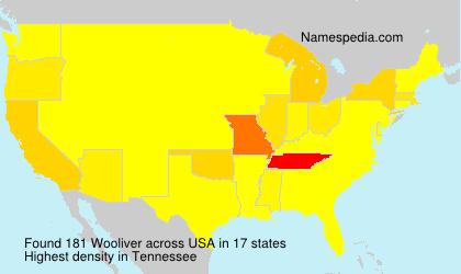 Wooliver