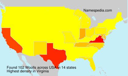 Woolls