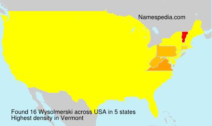 Wysolmerski