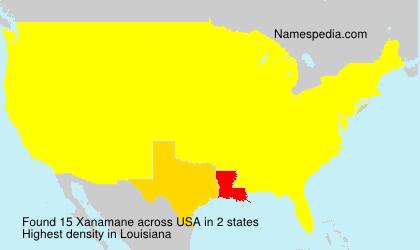 Xanamane