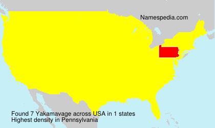 Yakamavage
