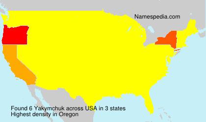Yakymchuk
