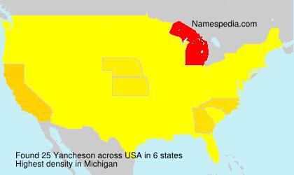 Yancheson