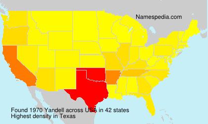 Yandell