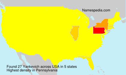 Yankevich