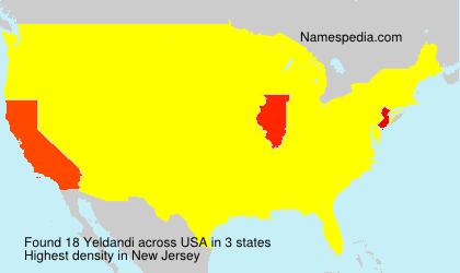 Yeldandi - USA