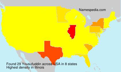 Yousufuddin - USA
