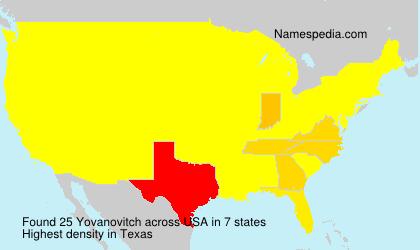 Yovanovitch