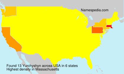 Yurchyshyn