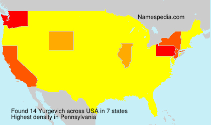 Yurgevich