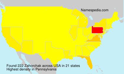 Zahorchak