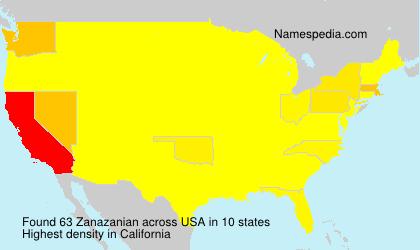 Zanazanian