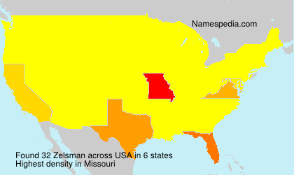 Zelsman - USA